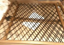 Position and Lock Baby Pet Safety Gate, Farmhouse Collection