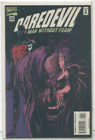 Daredevil #338 NM  The Man Without Fear   Marvel  Comics CBX15A