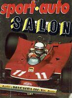 SPORT AUTO 213 1979 GP HOLLANDE GP ITALIE RALLYE 1000 LACS TALBOT SUNBEAM LOTUS