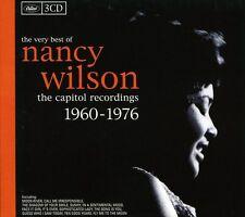 Very Best Of Nancy Wilson - Nancy Wilson (CD Used Very Good)