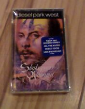 Diesel Park West - Shakespeare Alabama 1989 Cassette SEALED