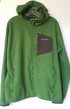 Columbia Omni Wick Hooded Jacket Green XL