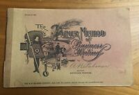 Rare The Palmer Method of Business Writing 1915 Edition The American Penman
