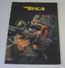 BSA SCOPE OPTICS 2000 gun catalog