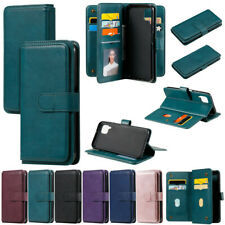 Luxury Wallet Leather Flip Case Cover For Apple iPhone 6S 7 8 X XR 11 12 PRO MAX
