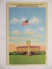 Barksdale Field (US Air Force Base), Shreveport, Louisana - Vintage  Postcard