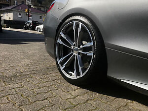 Avaras 9+10x 20 Zoll Alufelgen Mercedes C-Klasse 205 Coupe Cabrio T Modell Kombi