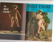 BRUCE OF LA  MALE FIGURE MAGAZINE VOL. 33 1965 UNCIRCULATE FROM THE ESTATE
