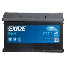 Exide Excell Car Battery Type 096 / 100 With 3 Year Warranty