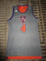 Missouri Valley College MVC #4 Basketball Team Practice Used Worn nike Jersey M