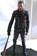 NEGAN w/LUCILLE • C9 • COMPLETE w/STAND • THE WALKING DEAD