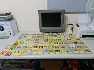 Bundle Of 84 Pokemon Base Set Cards WOTC VGC