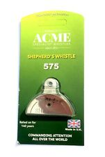 ACME Shepherd Whistle No. 575 - stainless steel