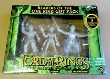 TOY BIZ LORD OF THE RINGS BEARERS OF THE ONE RING GIFT PACK NEW/UNOPENED