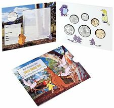 2012 Baby Set, Dot and the Kangaroo, Australian Uncirculated Coins, RAM