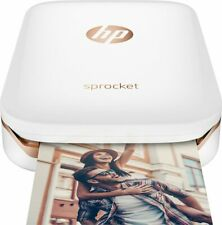 HP Sprocket Portable Photo Printer | Smartphone Printer with 10x 2x3