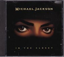 Michael Jackson - In The Closet **Rare USA 5 Trk CD EP Single**Good Used Cond.