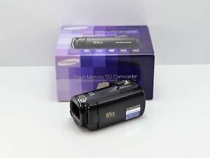 SAMSUNG SMX-F50 CAMCORDER BOXED DIGITAL VIDEO CAMERA SDHC CARD F50BP