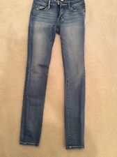 Women's Abercrombie And Fitch Jeans 0R W25 L 31