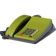 Téléphone PTT vintage Digitel 2000 vert CGCT de 1981