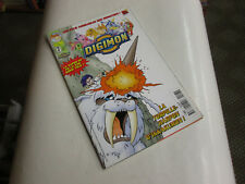 DIGIMON 7 .PANINI COMICS .    .NEUF