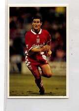 (Jm955-100) RARE,Q.O.S Who Am I ,Nigel Clough ,Football 1994 MINT