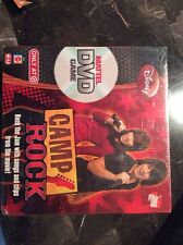 New In Box Fun Camp Rock DVD game