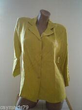 ARTICLE NOUVEAU chemisier ou veste sobrecamisa femme Taille 42 44 Blouson