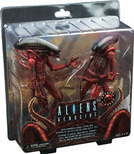 "ALIENS: Genocide - 7"" Big Chap & Dog Alien Xenomorph Action Figure 2-Pack (NECA)"