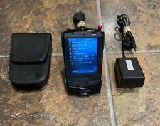 Hewlett-Packard iPaq Z125 Dock Stylus, Adapter, Battery (read description) Nice