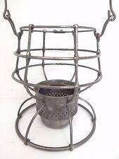 Antique Railroad Lantern Lamp Body Cage Metal Train Parts Handle Old no. 6?