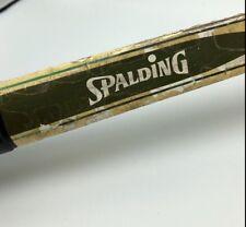 Spalding Pancho Gonzales Signature Woodstar Tennis Racket Vintage Distressed