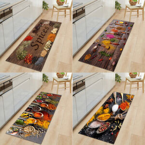 Modern Kitchen Mat Home Entrance Doormat Hallway Bedroom Living Room Carpet /m