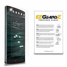 2-Pack EZguardz Premium Tempered Glass Screen Protector For LG V10