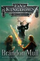 Rogue Knight by Brandon Mull (English) Hardcover Book Free Shipping!