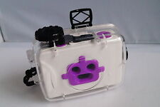 Underwater 35mm film camera, 20 ft waterproof, reusable