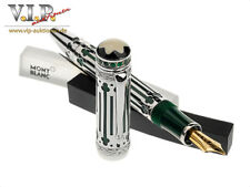 Montblanc Limited Edition 888 Peter I the Great 18k White Gold Fountain pen 1997