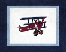 Boy Baby Kid Floor Rug for Sweet Jojo Designs Aviator Airplane Plane Bedding Set