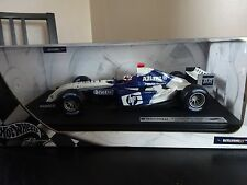 *HOT WHEELS RACING**WILLIAMS F1 FW26 1:18 JUAN PABLO MONTOYA**BOXED*WALRUS NOSE*