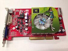 Palit nVidia GeForce 6600GT 128MB 128Bit GDDR3 AGP 8x DVI/VGA/TV Graphics Card