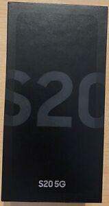 SAMSUNG Galaxy S20 5G 128GB  SM-G981B/DS  Smartphone  cloud blue  -OVP-
