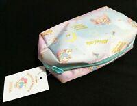 SANRIO Little Twin Stars Square Rectangle Zipper Bag Pouch gift present Unicorn