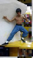 Bruce Lee Kung Fu Hero Vinyl PVC Action Figure Model Jouets Aucune boîte