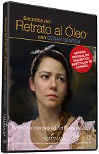 CESAR SANTOS: SECRETOS DE LA PINTURA DE RETRATO - ART DVD