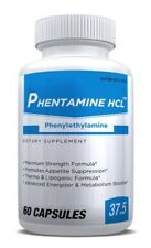 Authentic Phentamine 37.5 #1 Weight Loss Diet Pills Fat Burner Increased Energy