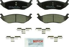 Rr Ceramic Brake Pads  Bosch  BC967