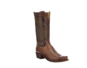 New Men's Lucchese  N1682.73 Slater cowboy boot