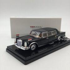 Resin Car Model TSM 1978 Mercedes-Benz 600 Pullman 1:43 (Black) + SMALL GIFT!!!