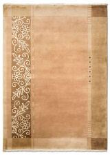 Französische Wohnraum-Teppiche mit Blumenmuster aus 100% Wolle