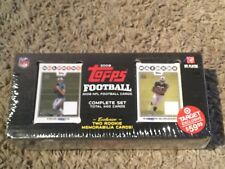 ** 2008 Topps Football Factory Sealed Set in Mint condition Target Exclusive